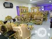 Sofa Complete Set Dining And Buffet With Mirror Available | Home Accessories for sale in Lagos State, Ojo