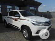 Toyota Hilux 2016 SR5 4x4 White | Cars for sale in Lagos State, Lekki Phase 1