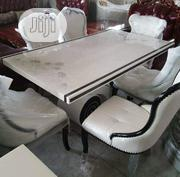 Beautiful Six Seater Marble Dining Table | Furniture for sale in Lagos State, Ojo