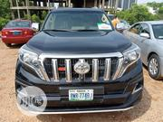 Toyota Land Cruiser Prado 2017 GXL Black | Cars for sale in Abuja (FCT) State, Central Business Dis