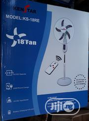 Kenster Rechargeable Fan 18"