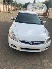 Honda Accord 2007 White | Cars for sale in Abuja (FCT) State, Wuse