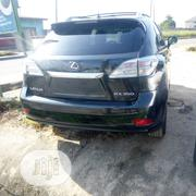 Lexus RX 350 2010 Black | Cars for sale in Rivers State, Port-Harcourt