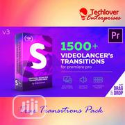 Videolancer's Transitions For Premiere Pro | Software for sale in Lagos State, Lekki Phase 1