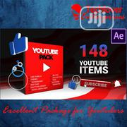 Youtube Pack For After Effects | Software for sale in Lagos State, Lekki Phase 1