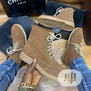 Chanel 90s Vintage Combat Boots | Shoes for sale in Lagos State, Lekki Phase 1