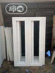 Aluminum Casement Windows White Thick Imported | Windows for sale in Lagos State, Agege