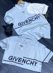 Givenchy Collar Neck T-Shirt | Clothing for sale in Lagos State, Lagos Island