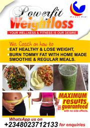 Powerfit Weightloss | Vitamins & Supplements for sale in Plateau State, Jos