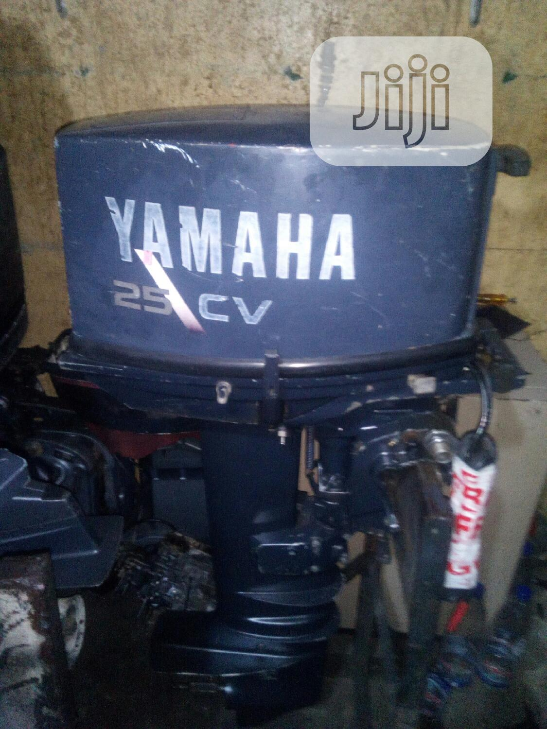 Archive: Yamaha Outboard Engine