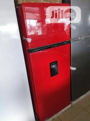Hisense 205L Double Door Refrigerator With Water Dispenser | Kitchen Appliances for sale in Abuja (FCT) State, Kubwa