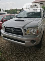 Toyota Tacoma 2008 4x4 Double Cab Gray | Cars for sale in Abuja (FCT) State, Wuse 2