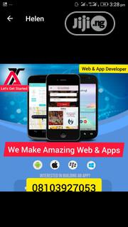Get a Website or App Today | Computer & IT Services for sale in Abuja (FCT) State, Kubwa