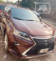 Lexus RX 2014 350 AWD Red   Cars for sale in Lagos State, Apapa