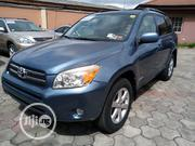 Toyota RAV4 Limited 2008 Blue | Cars for sale in Lagos State, Alimosho
