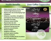 Liven Alkaline Coffee, Cappuccino | Sexual Wellness for sale in Abuja (FCT) State, Wuse 2