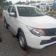 Mitsubishi L200 2015 White | Cars for sale in Lagos State, Ikeja