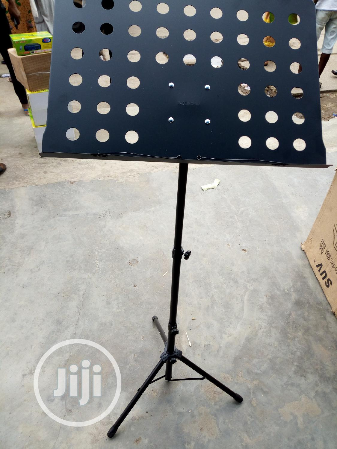 Archive: Music Stand