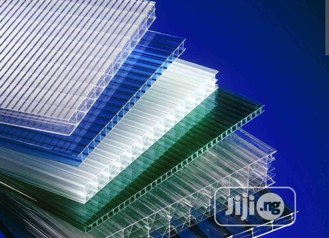 Polycarbonate Sheets   Building Materials for sale in Central Business Dis, Abuja (FCT) State, Nigeria
