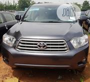 Toyota Highlander 2008 Limited 4x4 Gray | Cars for sale in Abuja (FCT) State, Kubwa