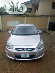 Hyundai Accent 2011 Silver | Cars for sale in Lagos State, Ojodu