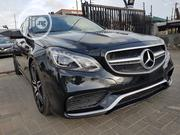 Mercedes-Benz E350 2014 Black   Cars for sale in Lagos State, Lekki Phase 2