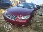 Lexus ES 2008 350 Red | Cars for sale in Lagos State, Amuwo-Odofin