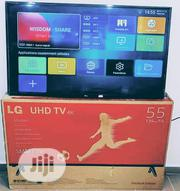 LG 55inches 4k Smart Television | TV & DVD Equipment for sale in Lagos State, Ojo