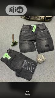Christian Dior Short Jeans | Clothing for sale in Lagos State, Lagos Island