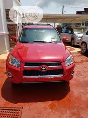 Toyota RAV4 2009 Limited V6 4x4 Red | Cars for sale in Lagos State, Ajah