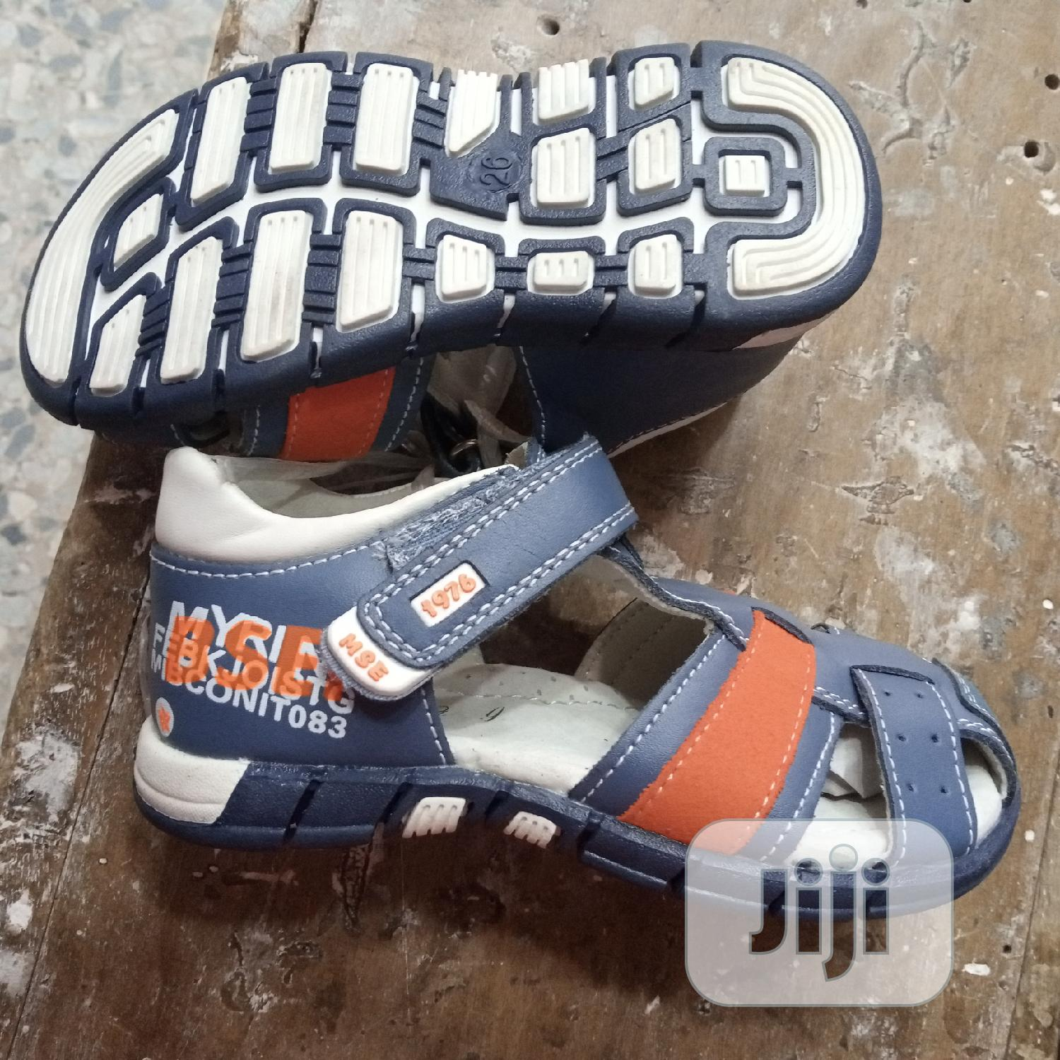Kiddies Sandals Both In Wholesale And Retail Price