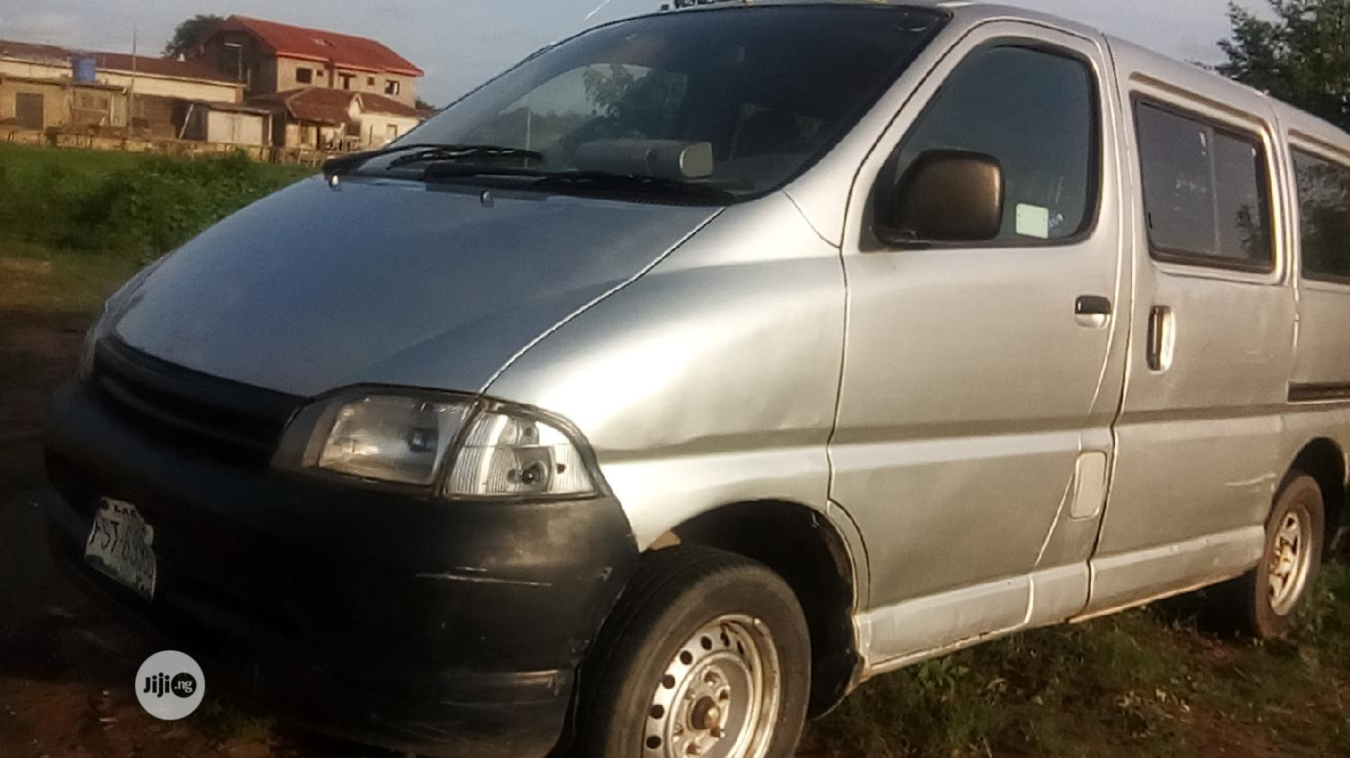 Toyota Hiace 2002 Silver | Buses & Microbuses for sale in Ojo, Lagos State, Nigeria