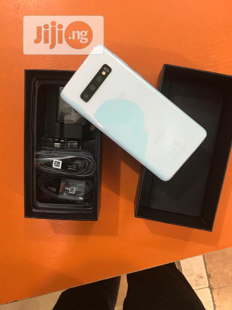 New Samsung Galaxy S10 128 GB White | Mobile Phones for sale in Port-Harcourt, Rivers State, Nigeria