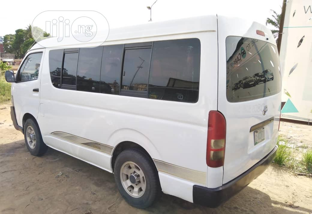 Toyota Hiace Bus | Buses & Microbuses for sale in Ojo, Lagos State, Nigeria