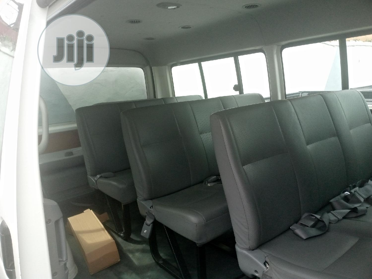 Toyota Hiace Hummer Bus   Buses & Microbuses for sale in Maryland, Lagos State, Nigeria