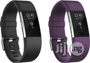 Fitbit Charge 2 Fitness Wristband | Smart Watches & Trackers for sale in Lagos State, Ikeja