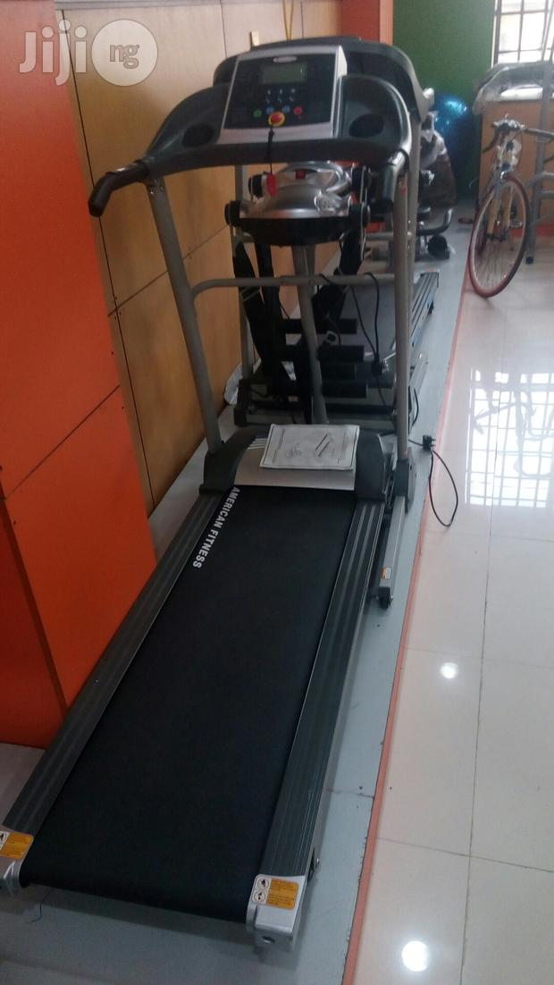 A-fitness 2HP With Massager