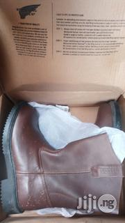 Red Wing Safty Boot | Shoes for sale in Lagos State, Ojo