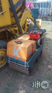 Japanese Used Yanmar Double Drum Hand Roller Compactor Fol Sale | Electrical Equipment for sale in Lagos State, Amuwo-Odofin