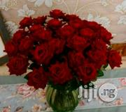 Flowers Artificial Red Rose Flower Bunch Interior Decor   Home Accessories for sale in Lagos State, Ajah