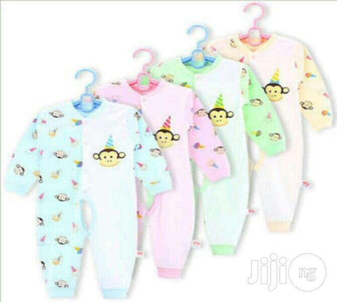 Newborn Baby Clothes Set Of 4