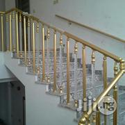 Golden Hand Rails | Building Materials for sale in Lagos State