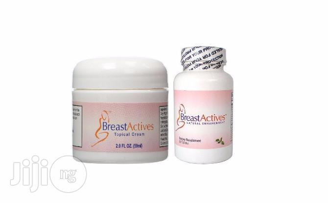 Breast Actives Supplement Kit In Ikeja Vitamins Supplements