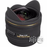 Sigma 10mm F/2.8 EX DC HSM Fisheye Lens | Accessories & Supplies for Electronics for sale in Rivers State