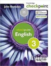 Cambridge Checkpoint English Mathematics and Science | Books & Games for sale in Lagos State