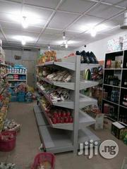 Malls Double and Single Sides Shelves/Racks Available in Quantity | Furniture for sale in Lagos State, Ikeja