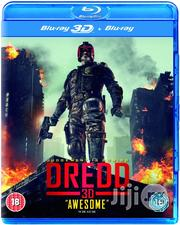 Brand New BLURAY 3D + BLURAY Dredd [ORIGINAL] | CDs & DVDs for sale in Lagos State