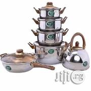 Home Choice Complete Cookware Set | Kitchen & Dining for sale in Lagos State, Amuwo-Odofin