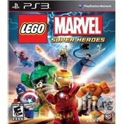 New Lego Marvel Super Heroes Ps3 | Video Games for sale in Lagos State