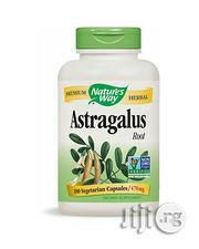 Nature's Way Astragalus Root, 470 Mg, 180 Vcaps | Vitamins & Supplements for sale in Lagos State, Amuwo-Odofin
